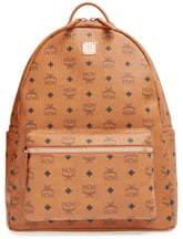 MCM Medium Stark Visetos Backpack