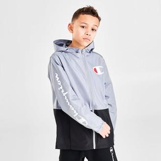 Champion Boys' Colorblock Windbreaker Jacket