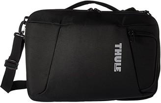 Thule Accent Convertible Laptop Bag 15.6 (Black) Computer Bags