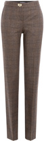 Salvatore Ferragamo Wool-Blend Pants