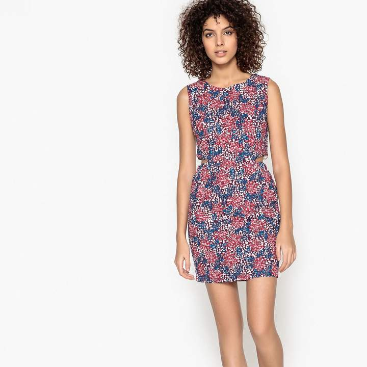 Suncoo Calogero Printed Sleeveless Dress