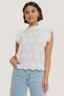 Trendyol Lace Detailed Blouse