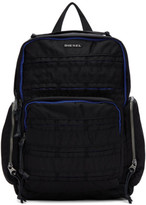Diesel Black M-24-7 Backpack