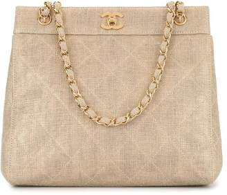 Chanel Pre-Owned 1998 diamond quilted shoulder bag
