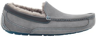 UGG Men's Ascot UGGpure-Lined Corduroy Suede Slippers