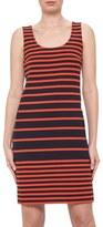 Akris Punto Women's Stripe Sheath Dress