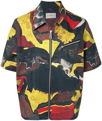 Necessity Sense x Kour Pour Moses shirt jacket
