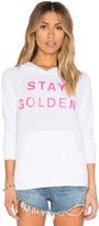 Sundry Golden Pullover Hoodie
