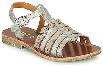 GBB BANGKOK girls's Sandals in Beige