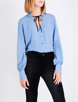 Paige Bronte chambray shirt