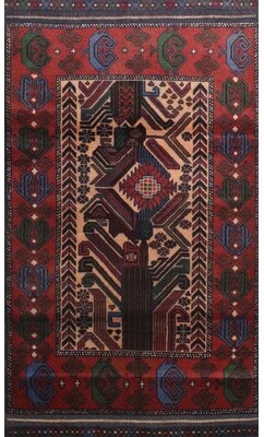 Bungalow Rose Moselle Southwestern Brown Area Rug Rug Size: Round 7'