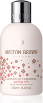 Molton Brown Paradisiac Pink Pepperpod Bathing Milk