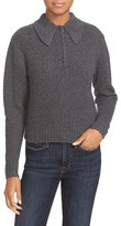 Frame Women's Reversible Wool & Cashmere Sweater