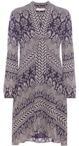 Tory Burch Bourdelle Silk Dress