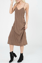 Stillwater Leopard Slip Dress