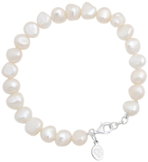 Claudia Bradby Simple Pearl Bracelet