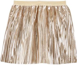 Carter's Girls 4-14 Metallic Pleated Skirt