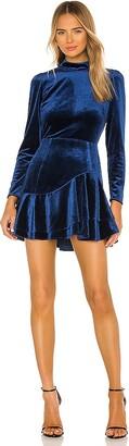 Yumi Kim Velvet Shannon Dress