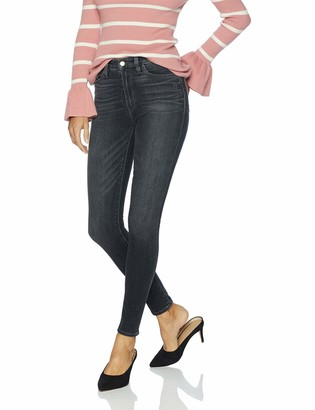 Hudson Women's Barbara High Rise Super Skinny Fit Jean