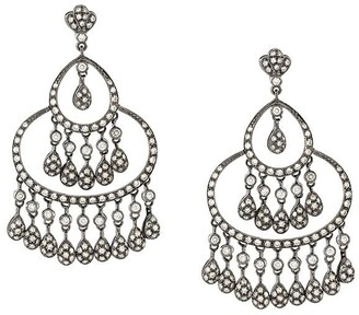 Loree Rodkin 'Maharajah' diamond earrings