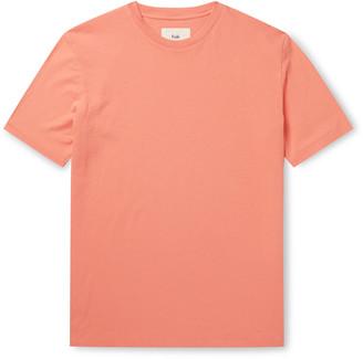Folk Cotton-Jersey T-Shirt