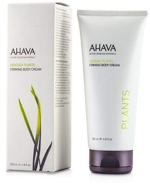 Ahava NEW Deadsea Plants Firming Body Cream 200ml Womens Skin Care