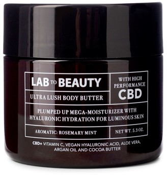 Lab To Beauty Ultra Lush Body Butter