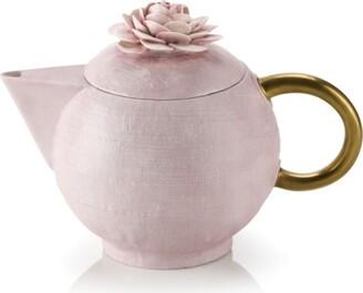 Villari Flower Teapot 900Ml