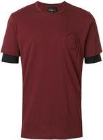 3.1 Phillip Lim double-sleeve T-Shirt - men - Cotton - M