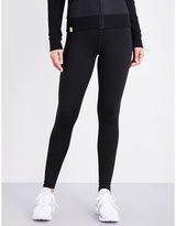 Monreal London Savanna skinny high-rise stretch-jersey leggings