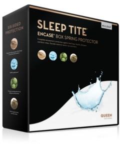 Malouf Sleep Tite Encase Full Box Spring Protector