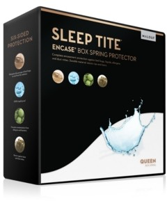 Malouf Sleep Tite Encase Twin Xl Box Spring Protector