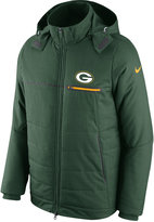 Nike Men's Green Bay Packers Sideline Jacket