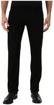 Paige Normandie Straight in Black Shadow (Black Shadow) Men's Jeans
