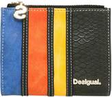 Desigual Wallet Calgary Two Zips