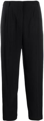 Alexander McQueen High-Waisted Trousers