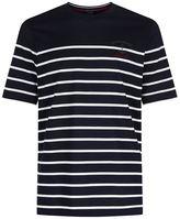 Paul & Shark Admiral Stripe T-shirt