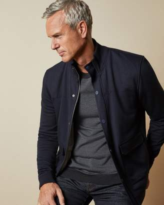Ted Baker Tall Long Sleeved Zip Jacket