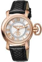 Roberto Cavalli Women's Silver Watch.