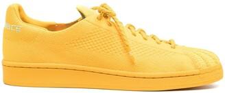 adidas Originals x Pharrell Williams Superstar Primeknit lace-up sneakers