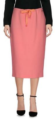 Twin-Set TWINSET 3/4 length skirt