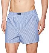 Polo Ralph Lauren Men's Woven W/Interior Elastic Boxer Shorts,M