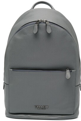 Coach Metropolitan double-zip backpack