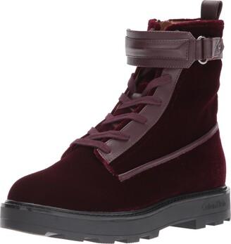 Calvin Klein Women's Vanora Combat Boot