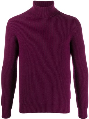 Lardini Roll-Neck Sweater