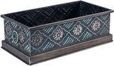 Household Essentials Metal Storage Bin