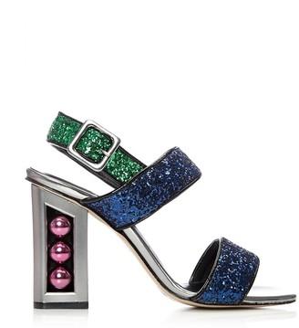 Moda In Pelle Shore Multicoloured Glitter