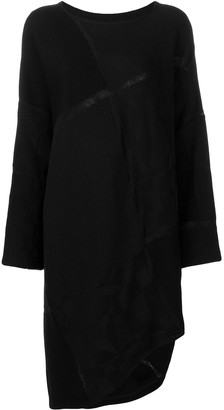 Yohji Yamamoto Loose Fitted Dress