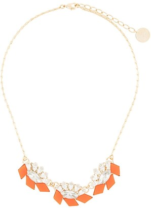 Anton Heunis Crystal Embellished Necklace