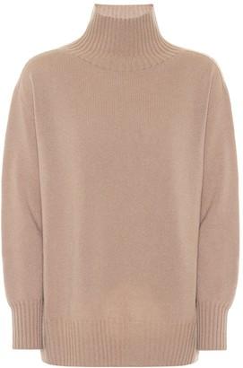 S Max Mara Gnomi mockneck cashmere sweater